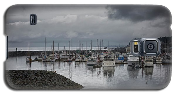 Discovery Harbour Galaxy S5 Case by Randy Hall
