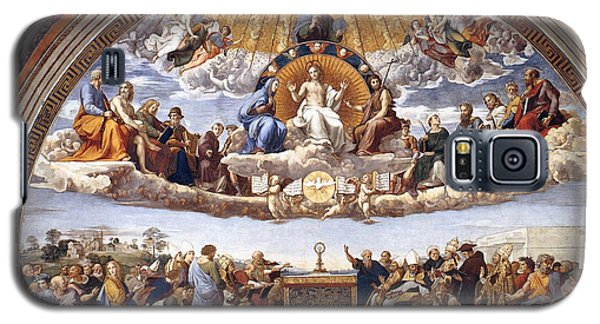 Disputation Of The Eucharist Galaxy S5 Case