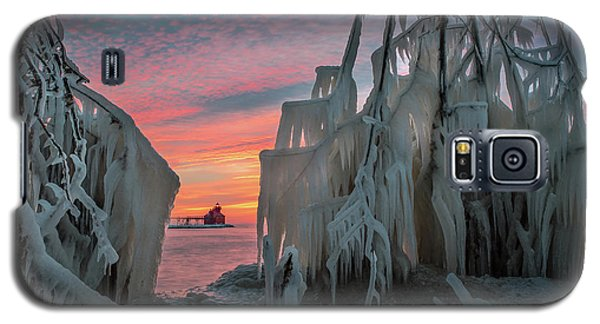 Distant Lighthouse Galaxy S5 Case