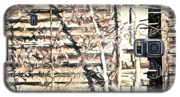 Galaxy S5 Case featuring the painting Distant Memories by Dan Carmichael