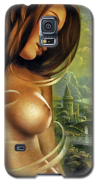 Diva Galaxy S5 Case by Arthur Braginsky