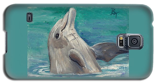 Dolphin Aceo Galaxy S5 Case