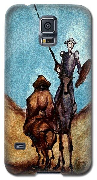 Don Quixote  Galaxy S5 Case