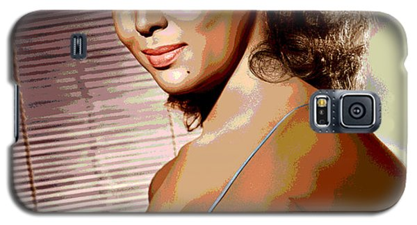 Dorothy Jean Dandridge Galaxy S5 Case