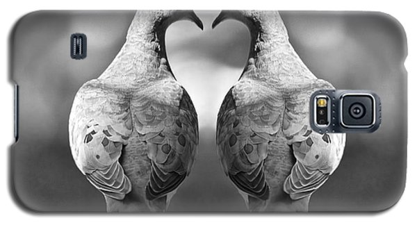 Dove Birds Galaxy S5 Case by Randall Nyhof