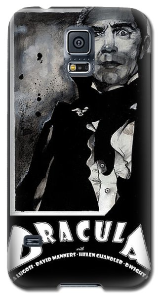 Dracula Movie Poster 1931 Galaxy S5 Case