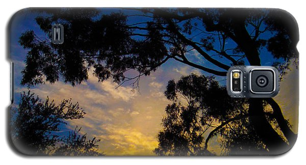 Dream Sunrise Galaxy S5 Case