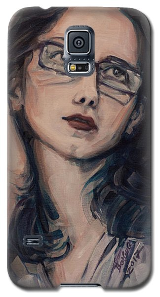 Dreaming With Open Eyes Galaxy S5 Case by Olimpia - Hinamatsuri Barbu
