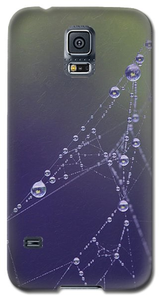 Droplets Galaxy S5 Case
