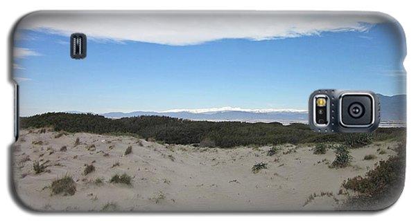 Dune In Roquetas De Mar Galaxy S5 Case