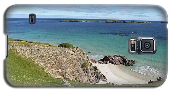 Galaxy S5 Case featuring the photograph Durness - Scotland by Pat Speirs
