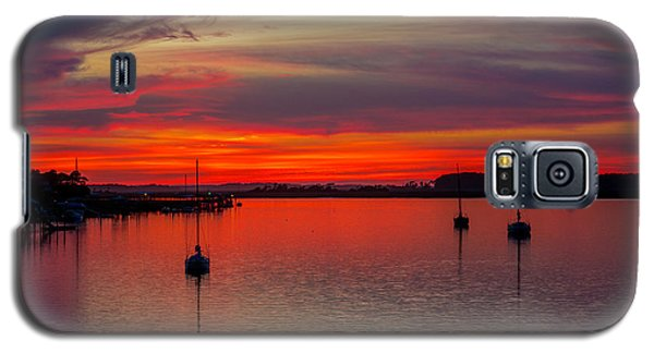 Dusk Galaxy S5 Case by RC Pics