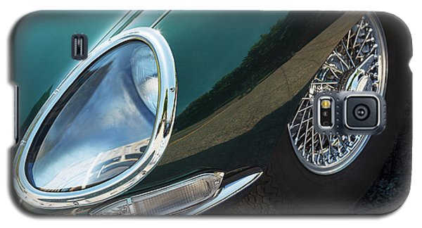 Galaxy S5 Case featuring the photograph E-type by Dennis Hedberg
