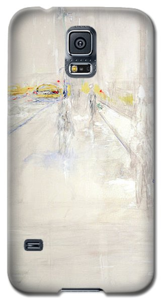 Early Winter In Manhattan Galaxy S5 Case