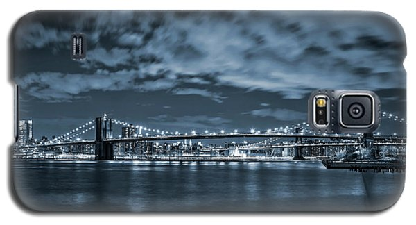 Galaxy S5 Case featuring the photograph East River View by Az Jackson