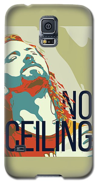 Eddie Vedder Galaxy S5 Case by Greatom London