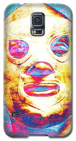 El Santo  Galaxy S5 Case by J- J- Espinoza