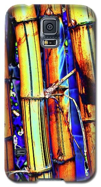 Electric Bamboo 1 Galaxy S5 Case