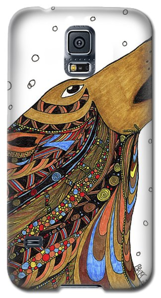 Eli Wolf Galaxy S5 Case