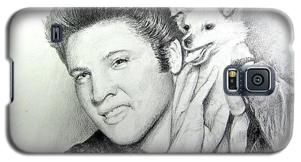 Elvis And Sweet-pea Galaxy S5 Case