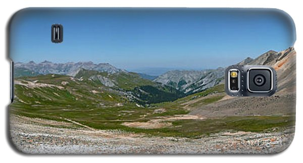 Engineer Pass Galaxy S5 Case by Max Mullins