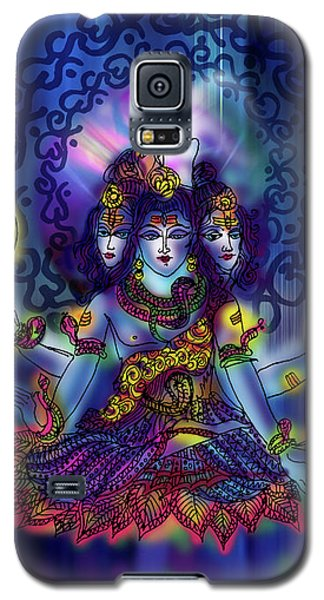 Enlightened Shiva Galaxy S5 Case