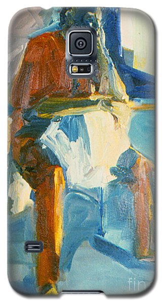 Ernie Galaxy S5 Case by Daun Soden-Greene