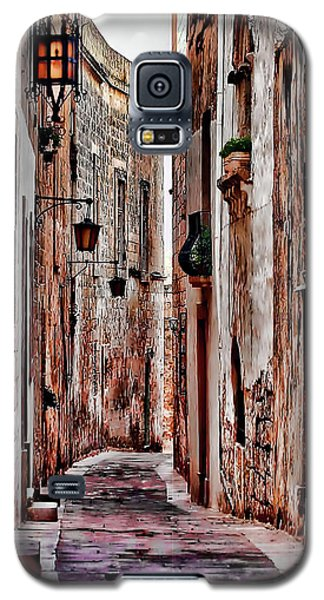 Galaxy S5 Case featuring the photograph Etched In Stone by Tom Prendergast