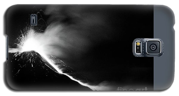 Etna, The Volcano Galaxy S5 Case by Bruno Spagnolo