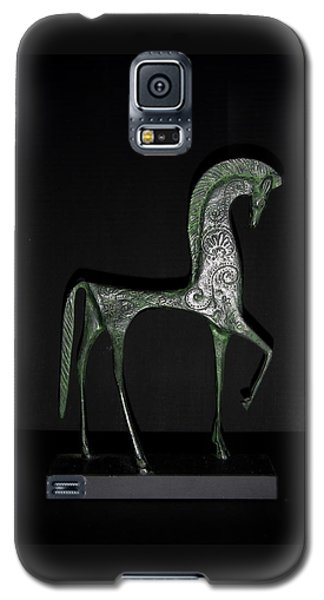 Etruscan Horse Galaxy S5 Case by Stephanie Moore