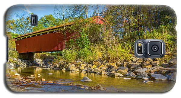 Everett Covered Bridge  Galaxy S5 Case