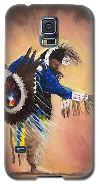 Everybody Dance #1 Galaxy S5 Case by Michael  TMAD Finney