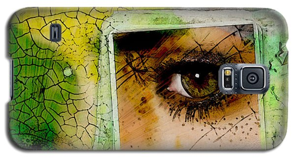 Eye, Me, Mine Galaxy S5 Case