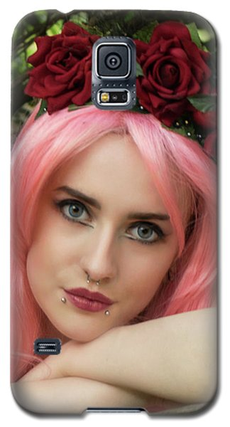 Fairy Queen Galaxy S5 Case