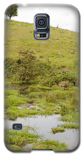 Galaxy S5 Case featuring the photograph Fairy Tree In Ireland by Ian Middleton