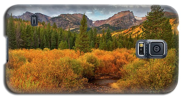 Fall In Rocky Mountain National Park Galaxy S5 Case by Ronda Kimbrow