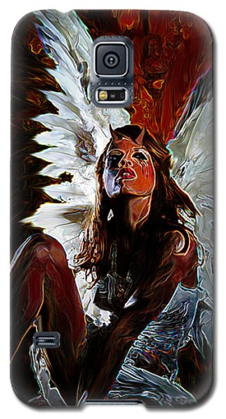 Fallen Angel Galaxy S5 Case