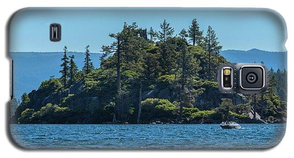 Fannette Island Galaxy S5 Case