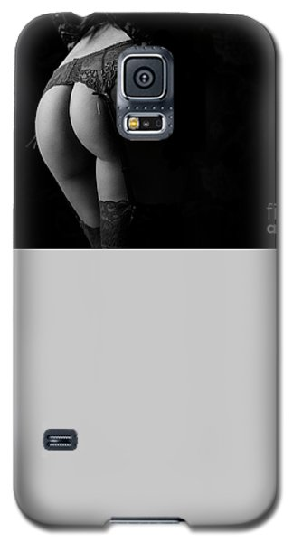 Female Back Galaxy S5 Case