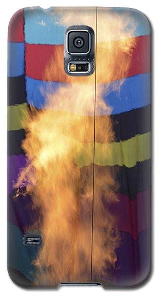 Firing Up Galaxy S5 Case