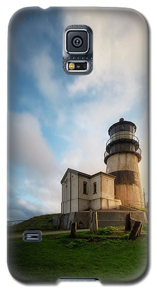 Galaxy S5 Case featuring the photograph First Light by Ryan Manuel
