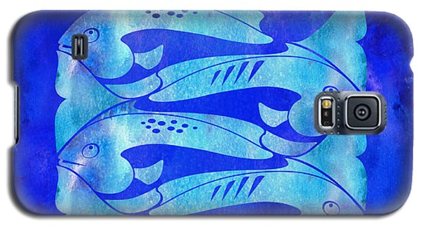 1 Fish 2 Fish Galaxy S5 Case