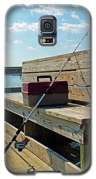 Fishin' Pole Galaxy S5 Case