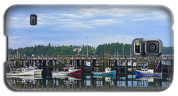 Fishing Boats - Beaver Harbour Galaxy S5 Case