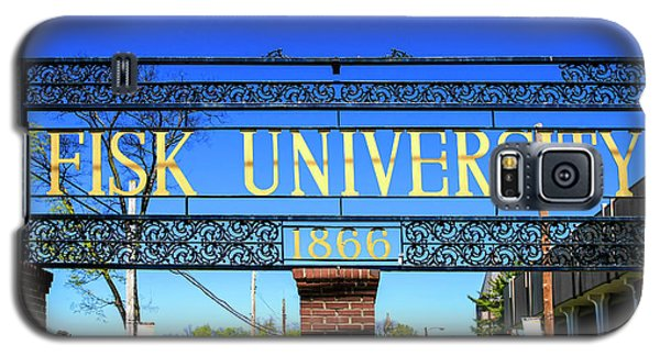 Fisk University Nashville Galaxy S5 Case