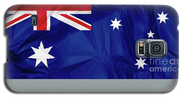 Flag Of Australia Galaxy S5 Case