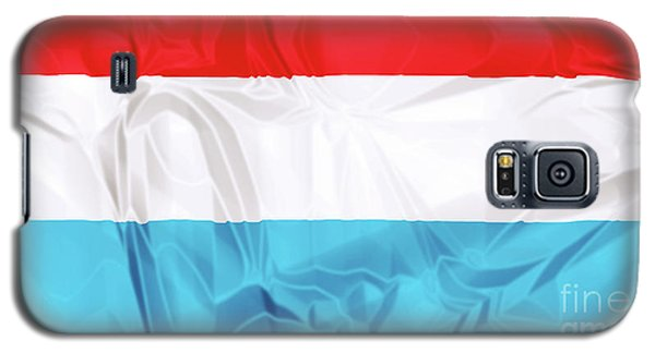 Flag Of Luxembourg Galaxy S5 Case