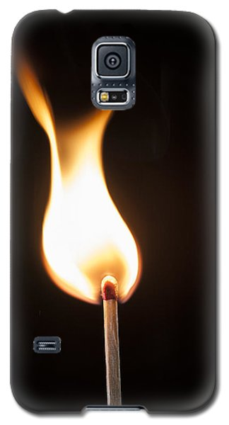 Flame Galaxy S5 Case