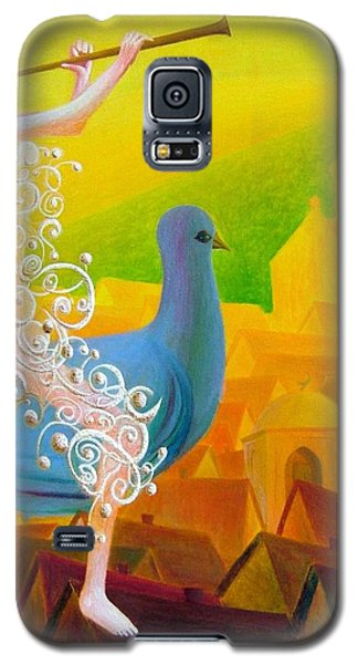 Flight Of The Soul Galaxy S5 Case