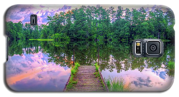 Galaxy S5 Case featuring the photograph Flint Creek by Maddalena McDonald